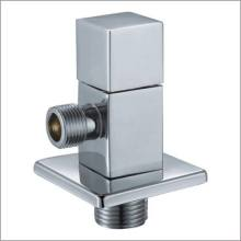 Zinc Alloy Handle Bathroom Angle Valve