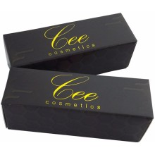 Exquisite Custom Paper Lipstick boxes cosmetic packaging