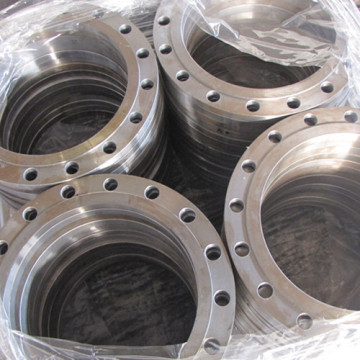 Goods high definition for Stainless Steel Forged Flange PN4.0 DN100 WN Forged Steel Flange export to Aruba Supplier