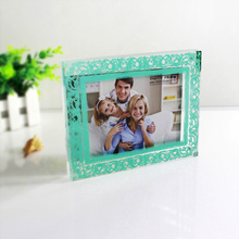 Custom Clear Perspex Acrylic Collage Photo Frame