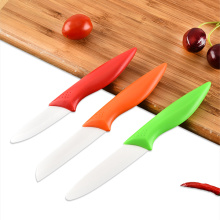 Advanced ceramic paring knife set 3 pieces
