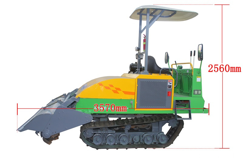 Ridging Rotary Cultivator Best Price 1GZ-180