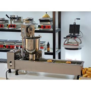 NP-1 donut machine with high quality and three free models for free