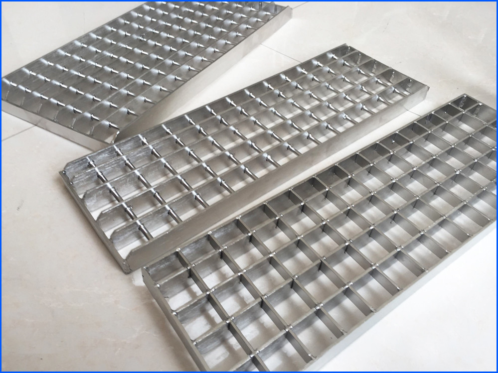 Stainless Forge-Welded Steel Grid