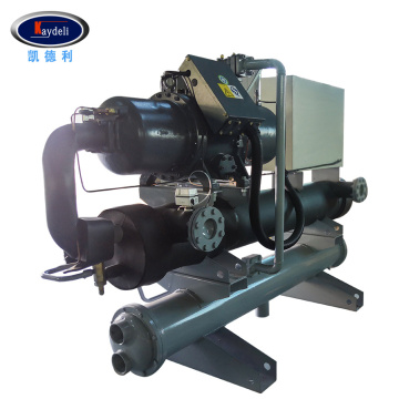 Ethylene Glycol Cooled Screw Water Chiller