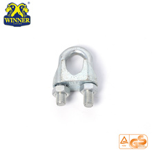 PriceList for for Us Type Chain Shackle Small Stainless Steel U Steel Wire Rope Clip supply to Bahamas Importers