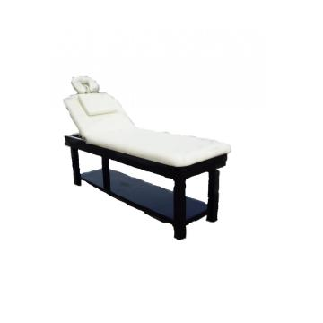 LIGHT PORTABLE DURALE  WOOD FACIAL BED