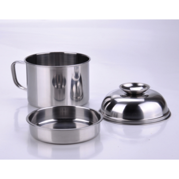 Stainless Steel Slayer Food Container