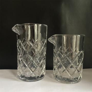 Cocktail Mixing Glasses Seamless