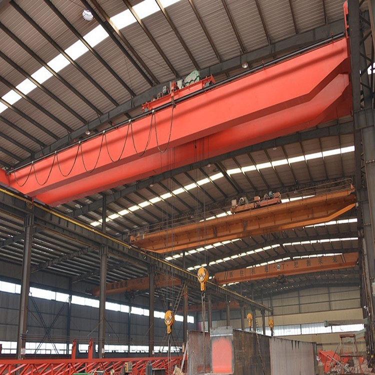 QD 20 ton double beam bridge crane