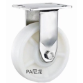 6 inch Stainless steel bracket PA heavy duty  casters without brakes