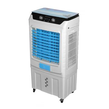 Glass Cover Blue 8000CBM Air Cooler