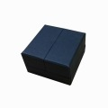Double Open Lids Magnetic Closure Jewelry Gift Box
