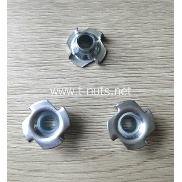 5/16 ZP Carbon steel Counter claw T-nuts