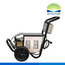 Europe style for for China Electric High Pressure Washer,Lowes Electric Pressure Washer,Best Electric Pressure Washers Manufacturer and Supplier Mechanically Pressure Washer Machine supply to Chad Manufacturers