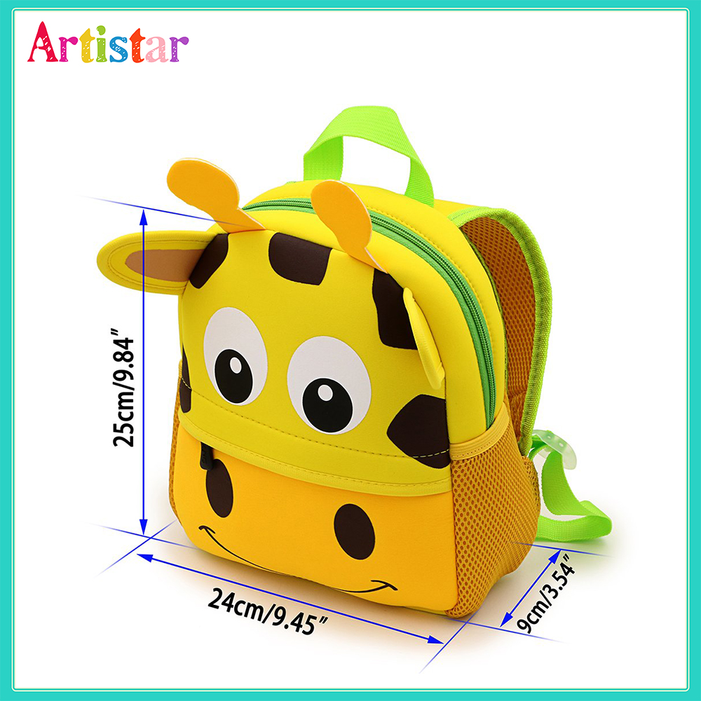 Cartoon Modelling Backpack 03 2