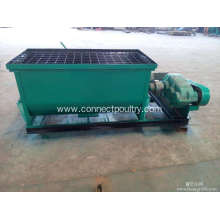 OEM/ODM for Organic Chicken Manure Fertilizer Machine manure Single shaft mixer export to Vietnam Manufacturer