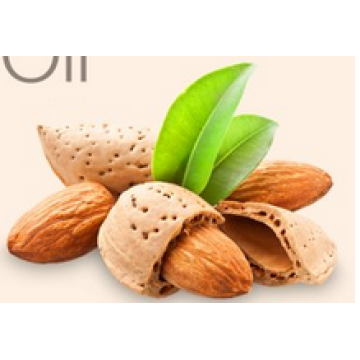pure sweet Almond oil as Massage oil