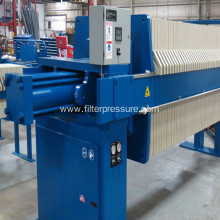 Series High Pressure Automatic Membrane Filter Press