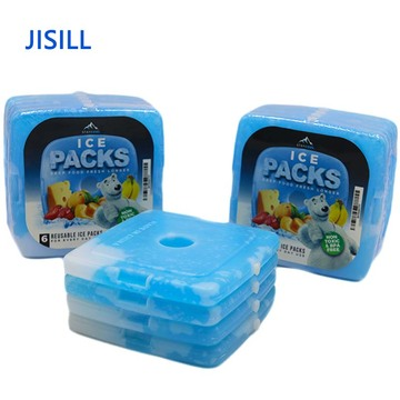 Plastic Ice Pack For Lunch Box