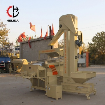 Grain Seed Destoner for Wheat Sesame Maize Beans