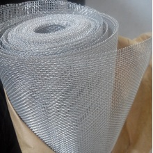 Dutch Diamond Weave Aluminum Mesh Fence Wire Mesh