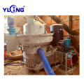 Cotton Waste Pellets Dealing Machine
