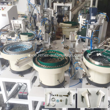 Manufacturing Production Line For Shower Nozzle