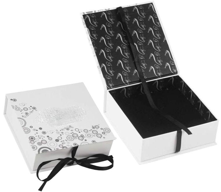 Gift Package Paper Cardboard Cosmetic Box Printing