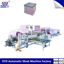 OEM/ODM for Automatic Air Filter Machine KYD Air Bag Filter Making Machine export to Russian Federation Importers