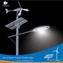 DELIGHT Street Lights Powered by Wind Solar Energy