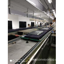 SKD TV Assembly Line Speed Chain Conveyor