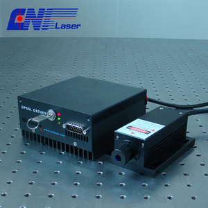 350mw 420nm long lifetime violet laser for communication
