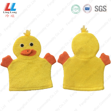 Charming animal bath children gloves