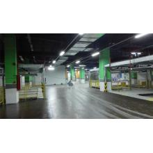 High-strength epoxy resin coating floor