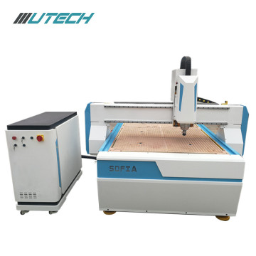 Factory Supply for ATC Cnc Router Machine ATC pvc board cnc router with vacuum table export to Finland Exporter