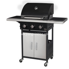 Propane 3 Burners Gas Grill