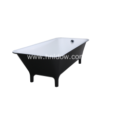 Top for Acrylic Freestanding Bathtub Quality Freestanding Adult Acrylic Rectangle Bath Tub export to Mongolia Exporter
