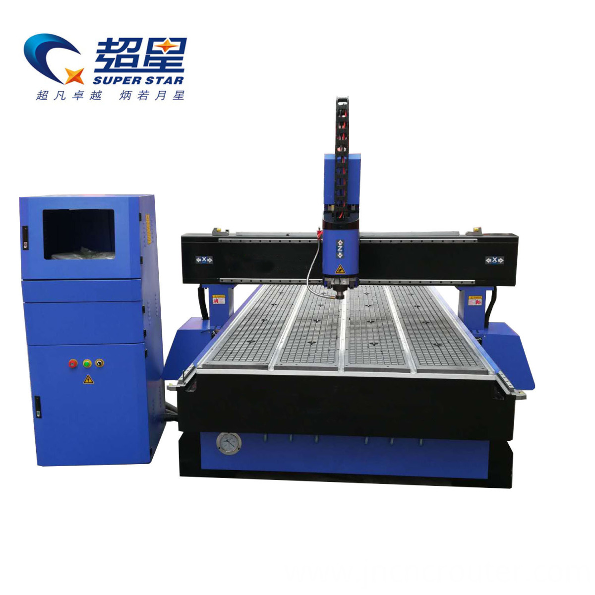 cnc wood lathe machine