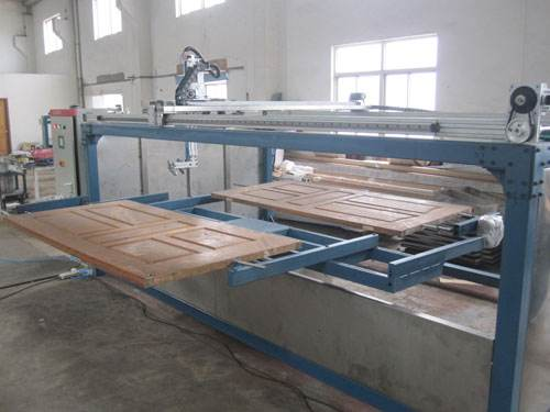 Wood Spray Painting Machine