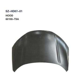 Steel Body Autoparts Honda 2015 City HOOD