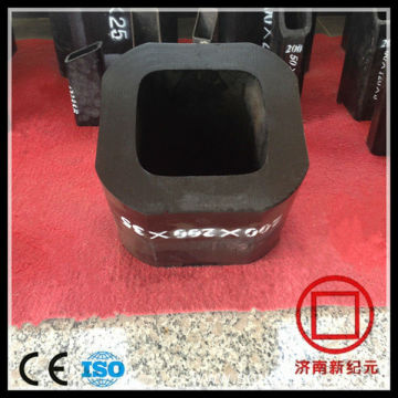 Seamless Square/Rectangular Tube Made in Chinese Factory