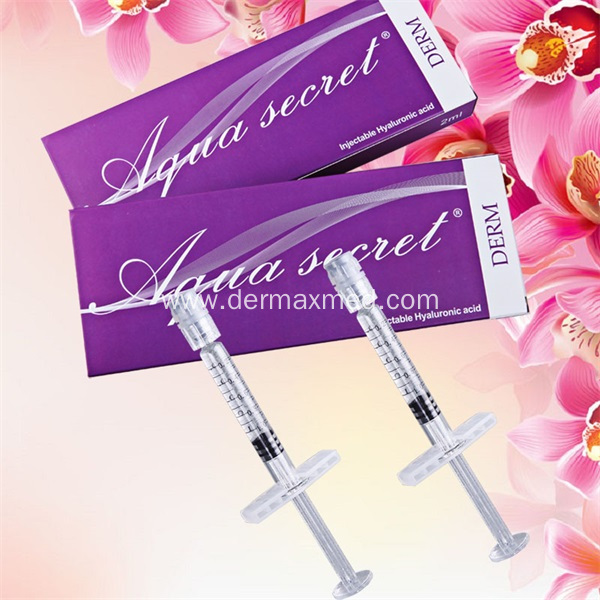 Hyaluronic Acid Ampoule Filler Injection