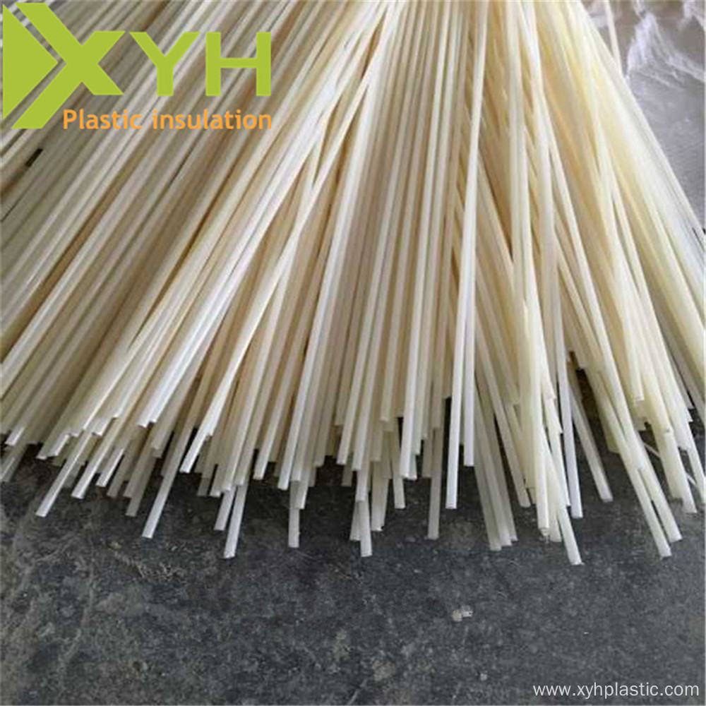 10mm Natural ABS Material Rod