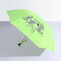 Unique innovative advertising folding beer bottle umbrella