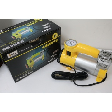 12V Car air compressor portable car air compressor