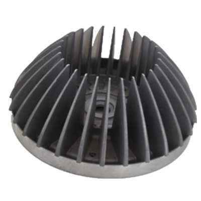 LED Light Heatsink Housing