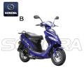 Jonway YY50QT-6 Complete Scooter Spare Parts Original Quality