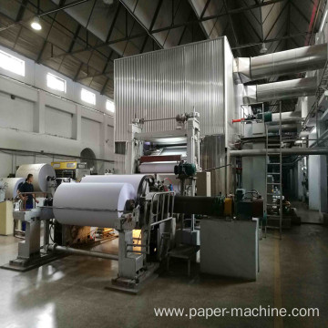 Newsprint Paper Making Machine