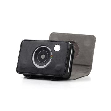 Polaroid Digital Camera Leather Protective Sleeve